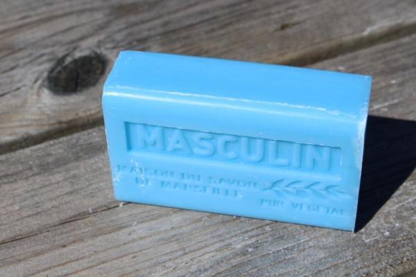 Artisanale tvål Maskulin - Tvålshoppen.se