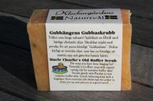 Klockargårdens Gubbängens gubbaskrubb - Naturtvål - Tvålshoppen.se