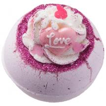 Bomb Cosmetics Badbomb - Bath Blaster - Fell in love - Tvålshoppen.se
