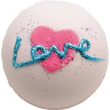 Bomb Cosmetics Badbomb - Bath Blaster - All you need is love - Tvålshoppen.se