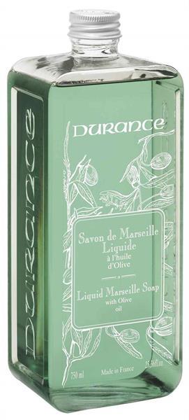 Durance Flytande Marseilletvål Refill Olive 750 ml - Tvålshoppen.se
