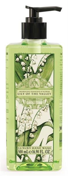 AAA-line Flytande handtvål Lily of the Valley 500 ml - Tvålshoppen.se