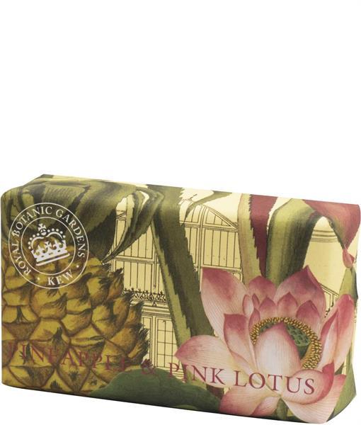 KEW Gardens Handtvål - Ananas & Rosa Lotus - Tvålshoppen.se