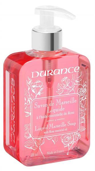 Durance Flytande Marseilletvål Rose 300 ml - Tvålshoppen.se
