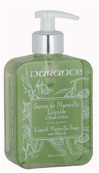 Durance Flytande Marseilletvål Olive 300 ml - Tvålshoppen.se