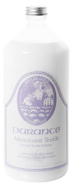 Durance Sköljmedel - Mjukmedel Lavendel 1Liter - Tvålshoppen.se