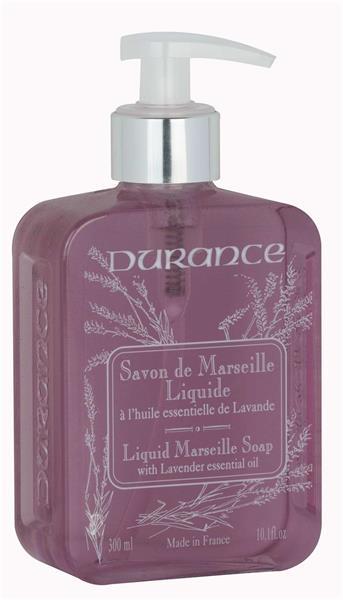 Durance Flytande Marseilletvål Lavendel 300 ml - Tvålshoppen.se