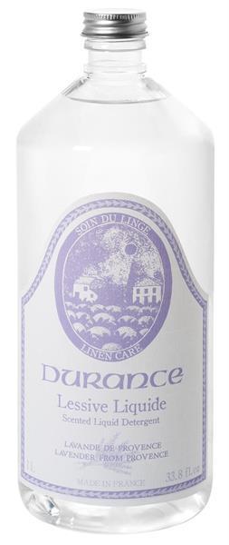 Durance Tvättmedel Lavendel 1Liter - Tvålshoppen.se