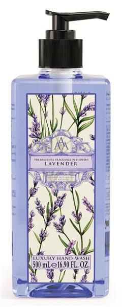 AAA-line Flytande handtvål Lavender 500 ml - Tvålshoppen.se
