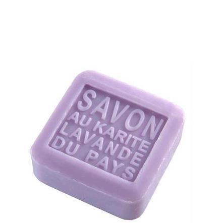 Panier des Sens Savon au Karité - Lavendel - Tvålshoppen.se