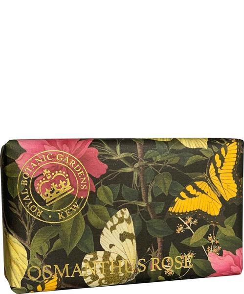KEW Gardens Handtvål 240 g - Osmanthus Rose - Tvålshoppen.se