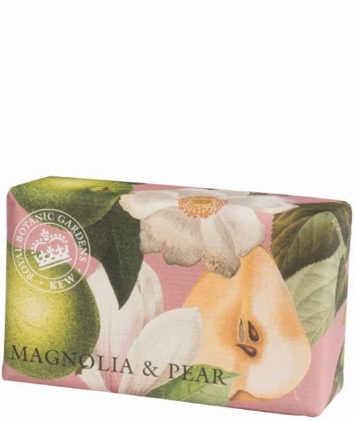 KEW Gardens Handtvål - Magnolia & Päron - Tvålshoppen.se