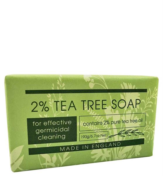 The English Soap Company Personal Care - Tea trea oljetvål - Tvålshoppen.se