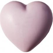 Palmetten Hjärtformad Fransk naturtvål - Lavendel - Tvålshoppen.se