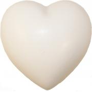 Palmetten Hjärtformad Fransk naturtvål - Musk - Tvålshoppen.se