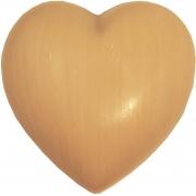 Palmetten Hjärtformad Fransk naturtvål - Apelsinblommor - Tvålshoppen.se