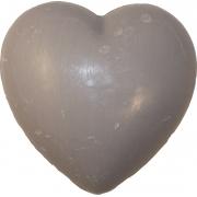 Palmetten Hjärtformad Fransk naturtvål - Jasmin - Tvålshoppen.se