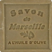 Palmetten Savon de Marseille oliv tvålkub 300 gram - Tvålshoppen.se