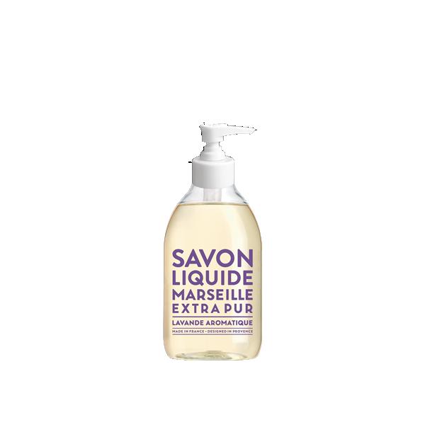 Compagnie de Provance EP Savon Liquide - Aromatic Lavender - Tvålshoppen.se