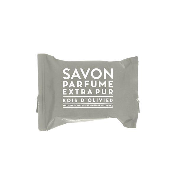 Compagnie de Provance EP Savon de Marseille Travel Size - Olive Wood - Tvålshoppen.se