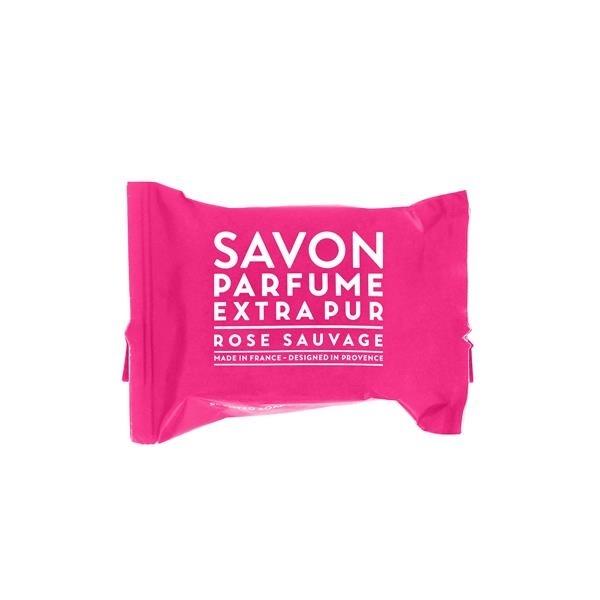 Compagnie de Provance EP Savon de Marseille Travel Size - Wild Rose - Tvålshoppen.se