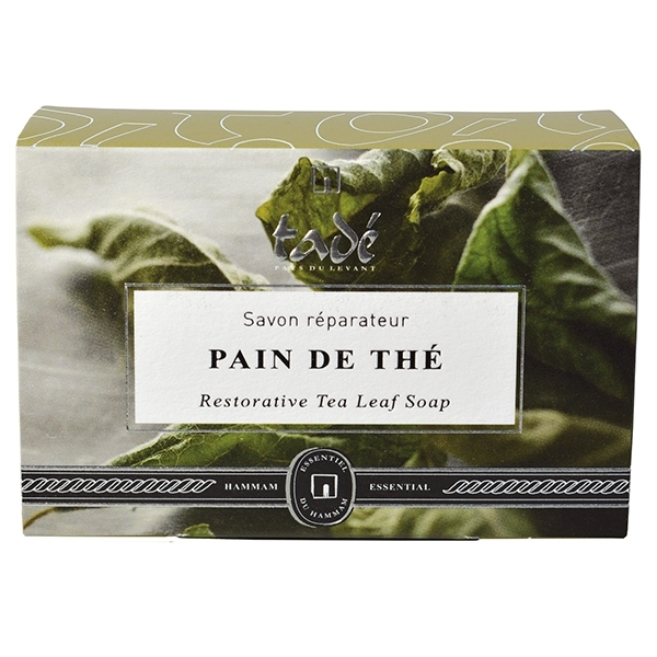 Tadé Restorative Tea Leaf - Aleptvål - Tvålshoppen.se