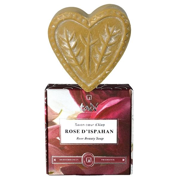 Tadé Heart Rose Beauty - Aleptvål - Tvålshoppen.se
